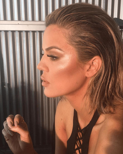 Khloe Kardashian Is New Face Jaw of Kybella  About