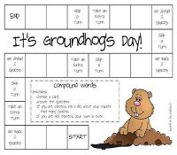 Groundhog Day Worksheets Printable