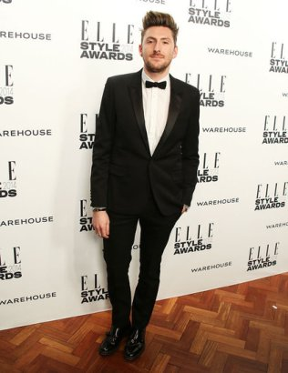 Henry Holland wearing House of Holland