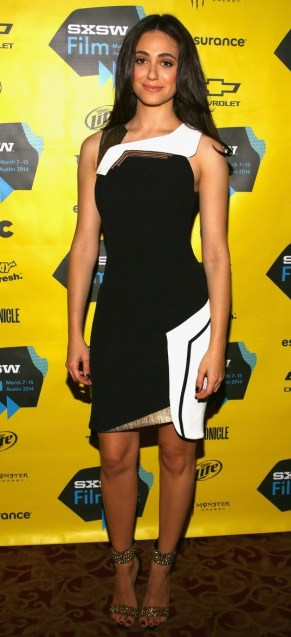Emmy Rossum Premiere 'Before I Disappear' at SXSW!