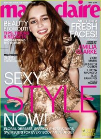 Marie Claire May 2014 3