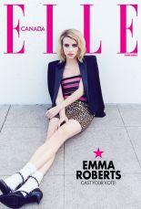 Elle Magazine [Canada] (June 2014)2