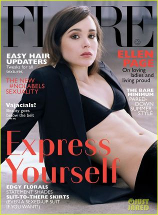 Flare magazine's June 2014