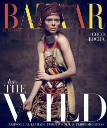 Harper's Bazaar Mexico June 2014
