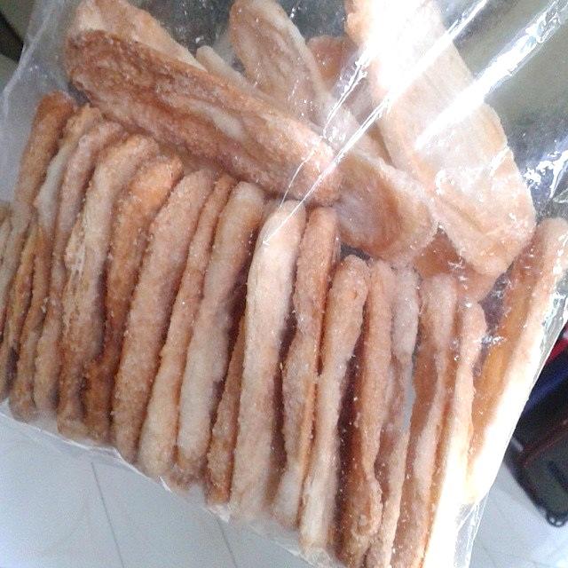Filipino Snack: Otap