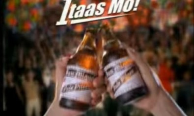 San Miguel's Christmas Song: Itaas Mo