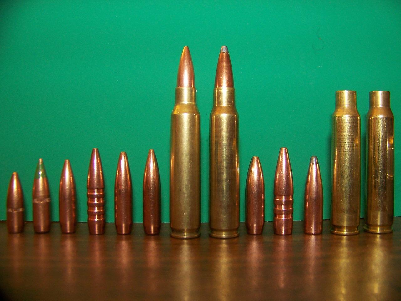 Handgun Ammunition Diagram - diamondback firearms