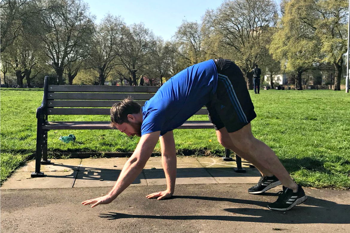 6 Exercises you can do in your local park • About Getting Out