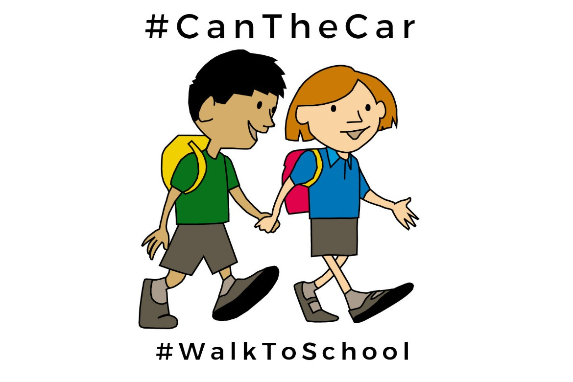 It's walk to school week here in the UK. Get Outside Champion Glyn Dodwell shares some startling facts on the costs of driving your kids to school.