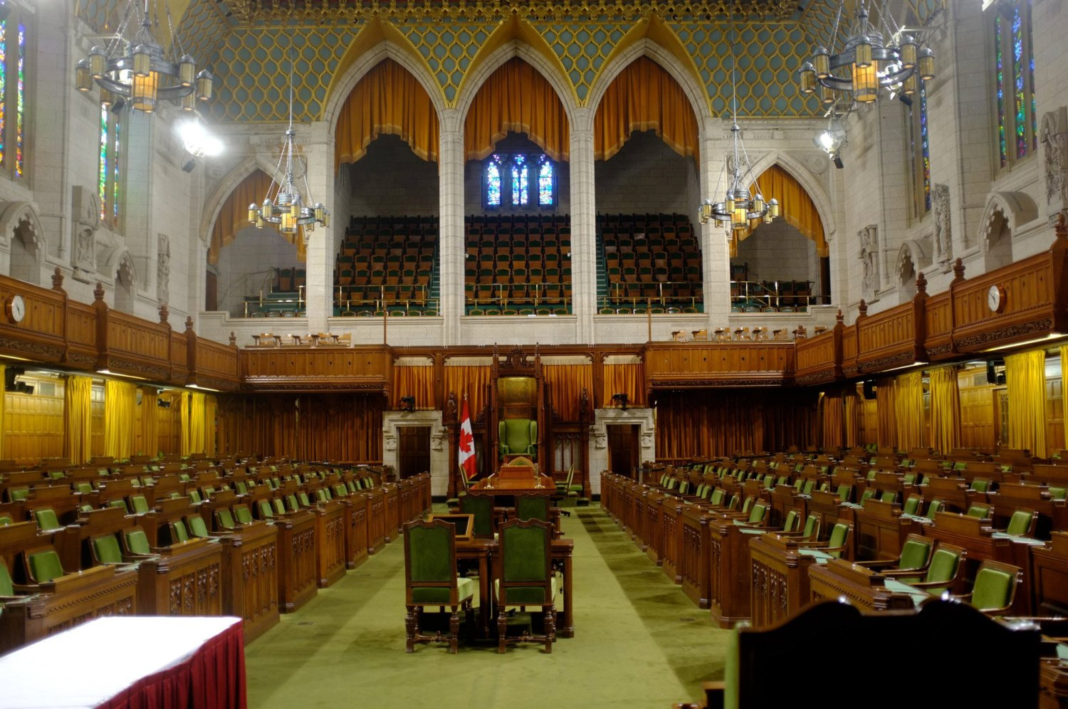 The Canadian Parliment