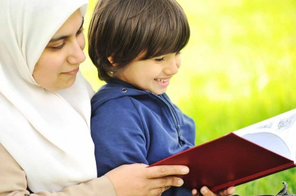 Image result for muslim mother and child images