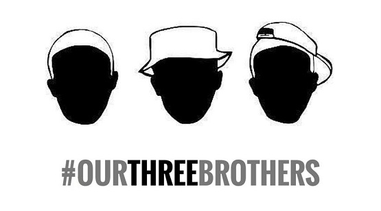 #OurThreeBrothers: Do You See Us Black Muslims Now
