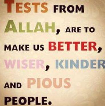 Allah test