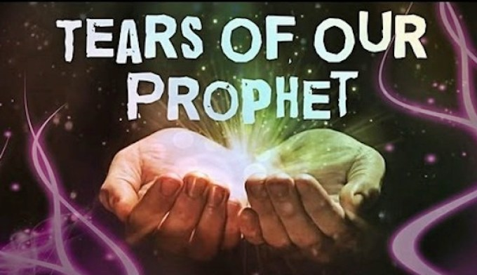 Image result for TEARS OF THE PROPHET