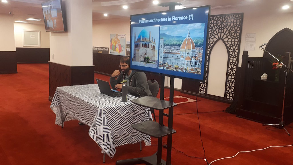 Toronto Mosque Hosts Open House to Celebrate Islamic History Month - About Islam