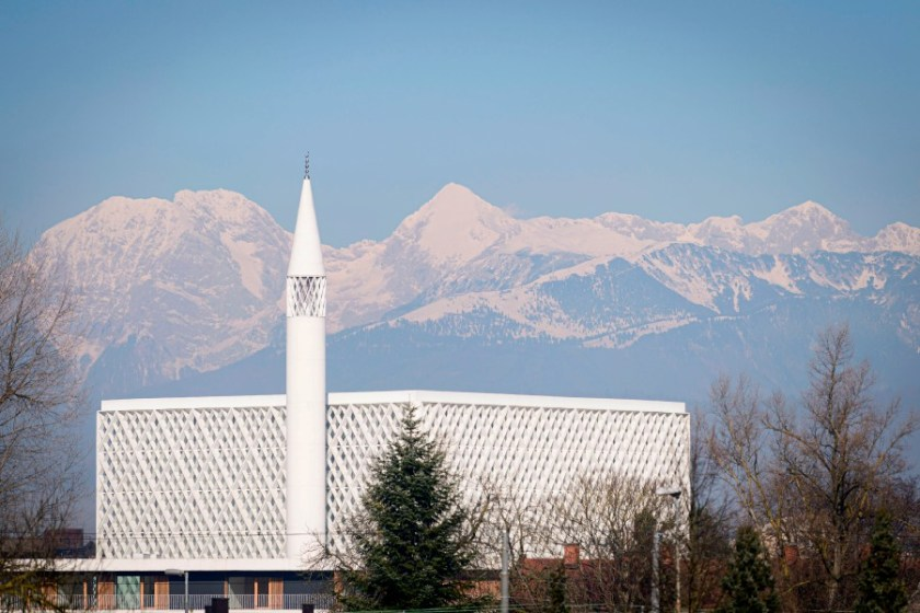 After 50 Years, First Mosque Opens in Slovenia - About Islam