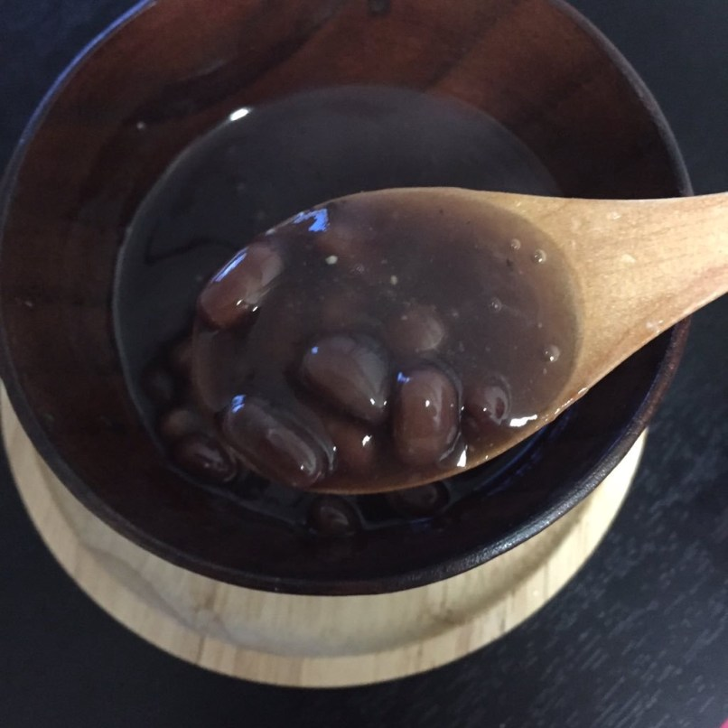 Zenzai in Bowl