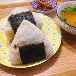onigiri triangles