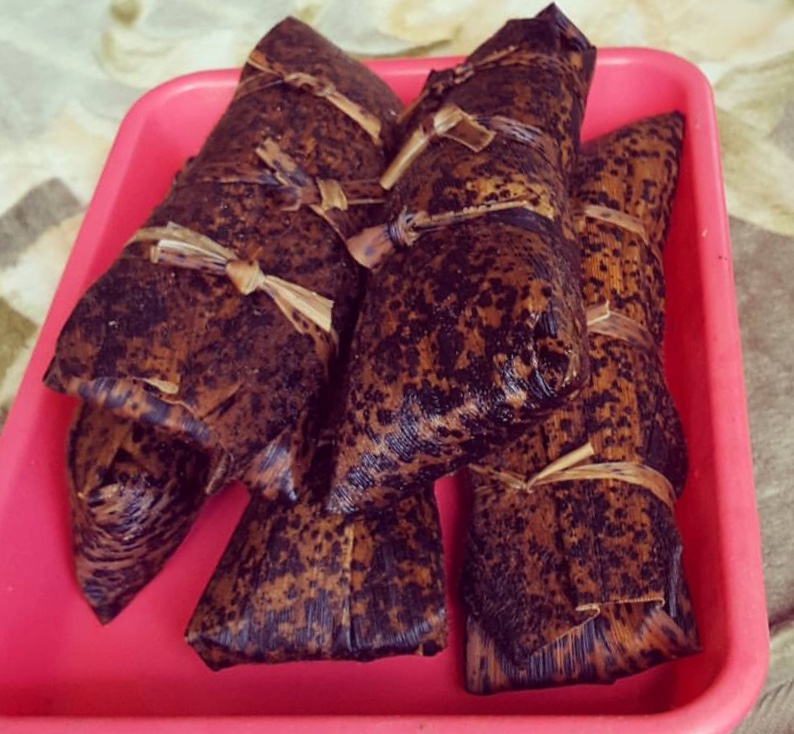 chimaki rice treats