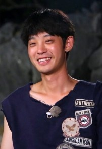 Jung Joon Young profile photo on Law of the Jungle 2016