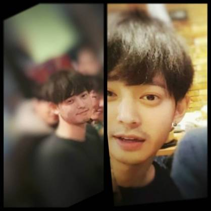 Jung Joon Young coming back to his black and simple haircut in 2017