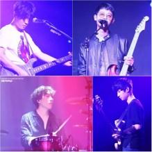 Drug Restaurant @ Jung Joon Young concert in Daegu 20170311