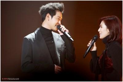 jung joon young and jang hye jin on yoo hee yeols sketchbook 20170211