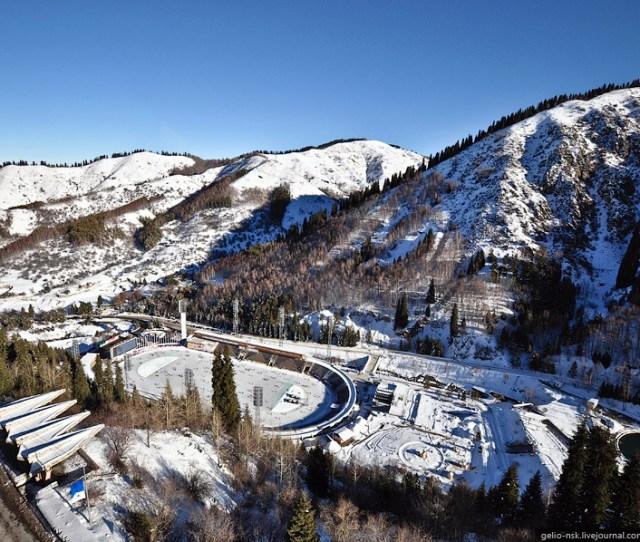 Medeo Almaty Kazakhstan View 2