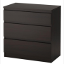 Ikea Kullen 3 Drawer Chest Recall Issued Over Furniture