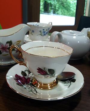 Cedars Tea Room at Bryngarw
