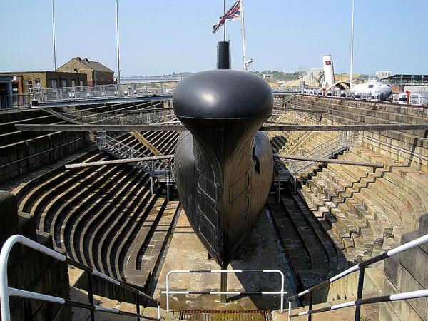 Chatham Historic Dockyard