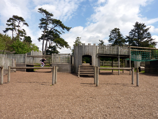 Adventure Playground at Margam Country Park