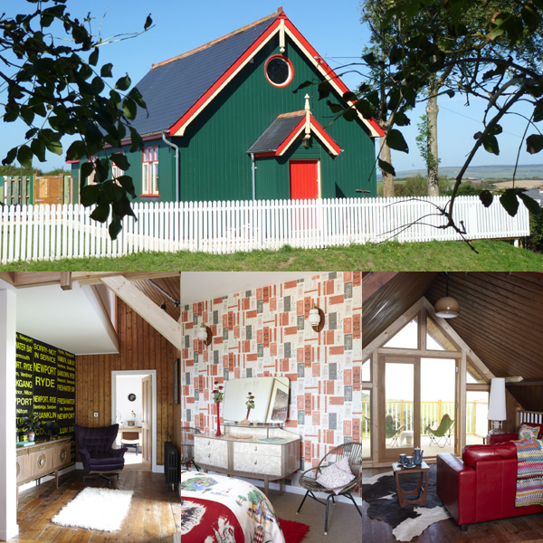 Scout Hall - Quirky Places to Stay