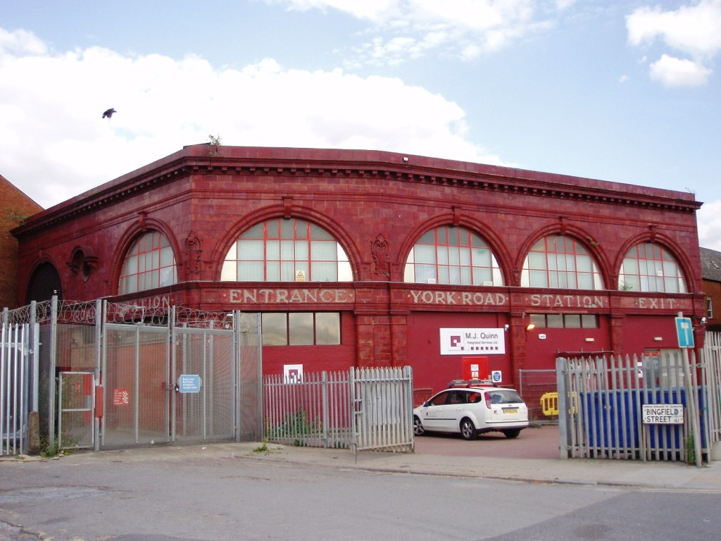 York Road Station - Unusual Things To Do in King's Cross