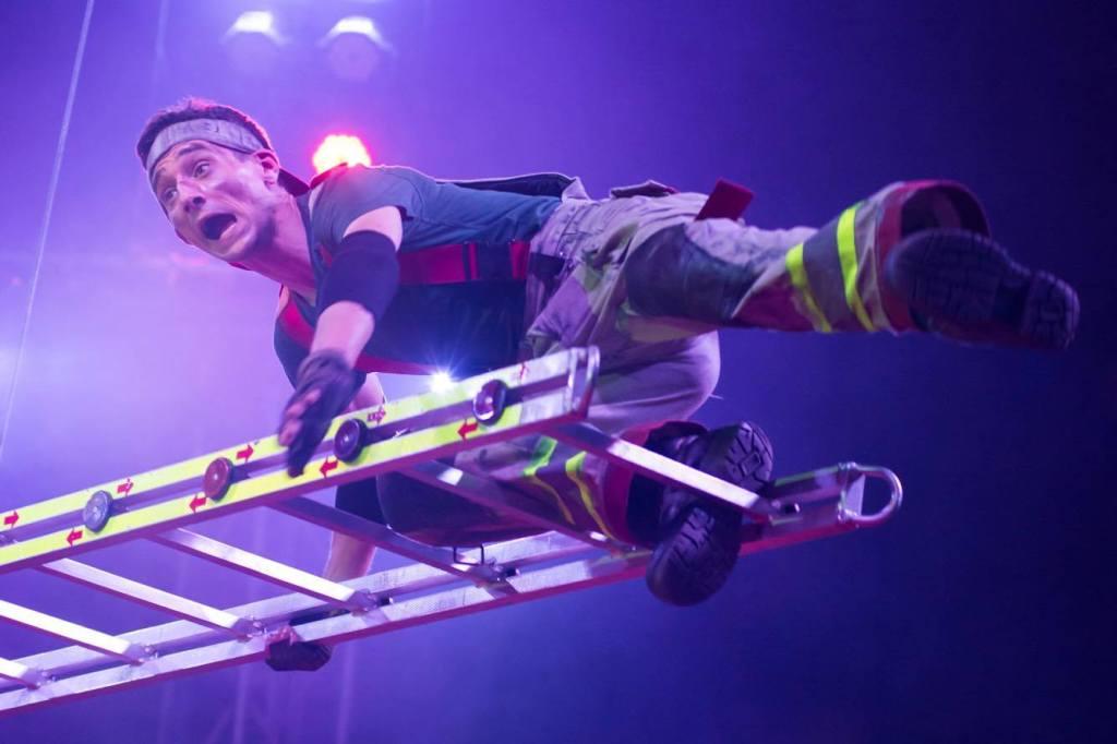 Alex the Fireman - Zippos Circus