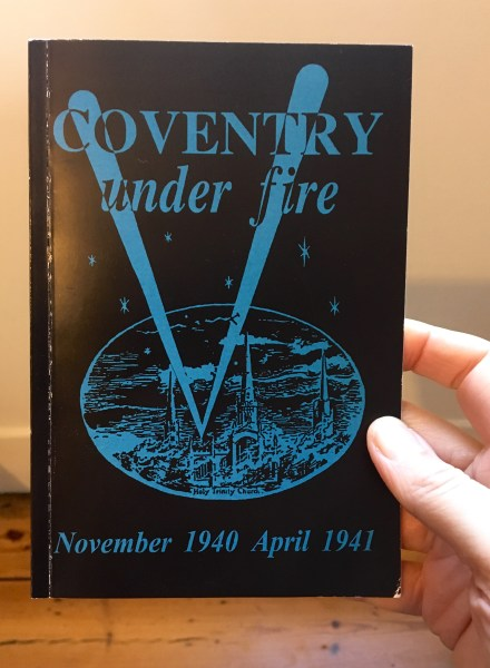 Coventry Under Fire book