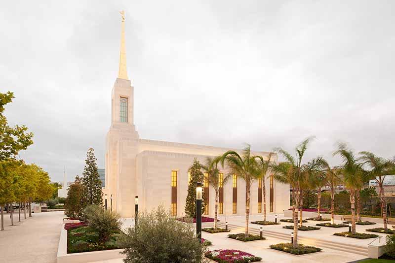 Tempio mormone a Lisbona