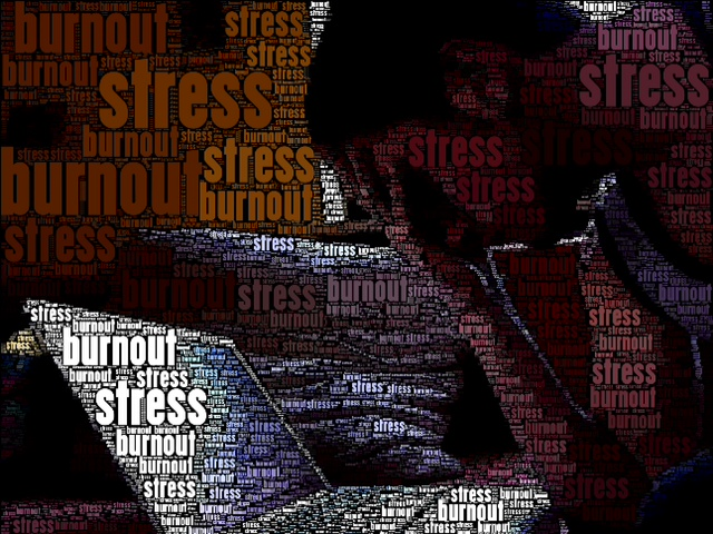 how to manage stress through meditation