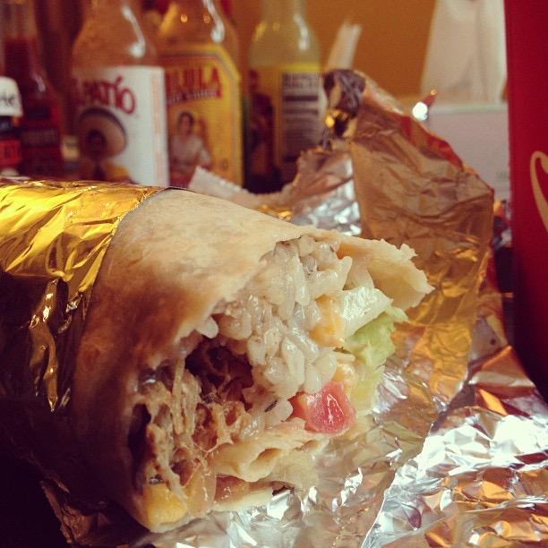 Burrito (Taco de Harina)
