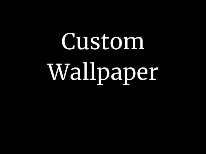 Custom Wallpaper from AboutMurals.ca