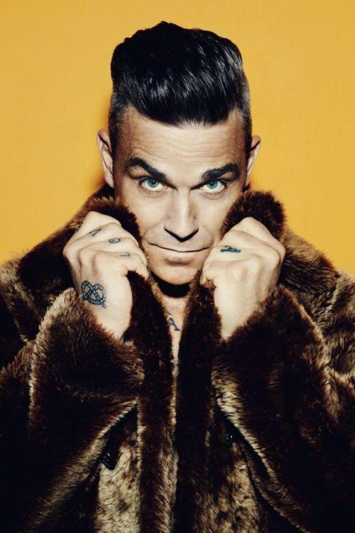 Robbie Williams 2016 ® SonyMusic