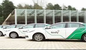 Taxify (Bolt) Office