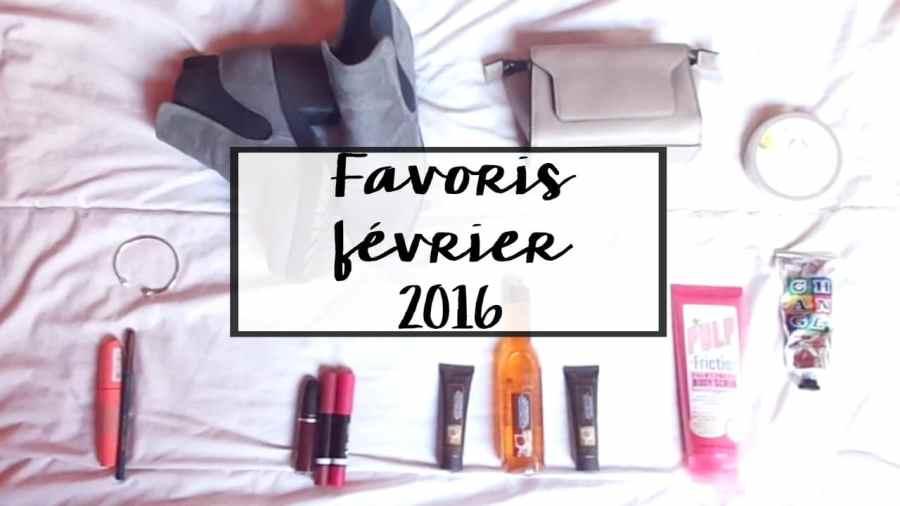 favoris-fevrier-2016