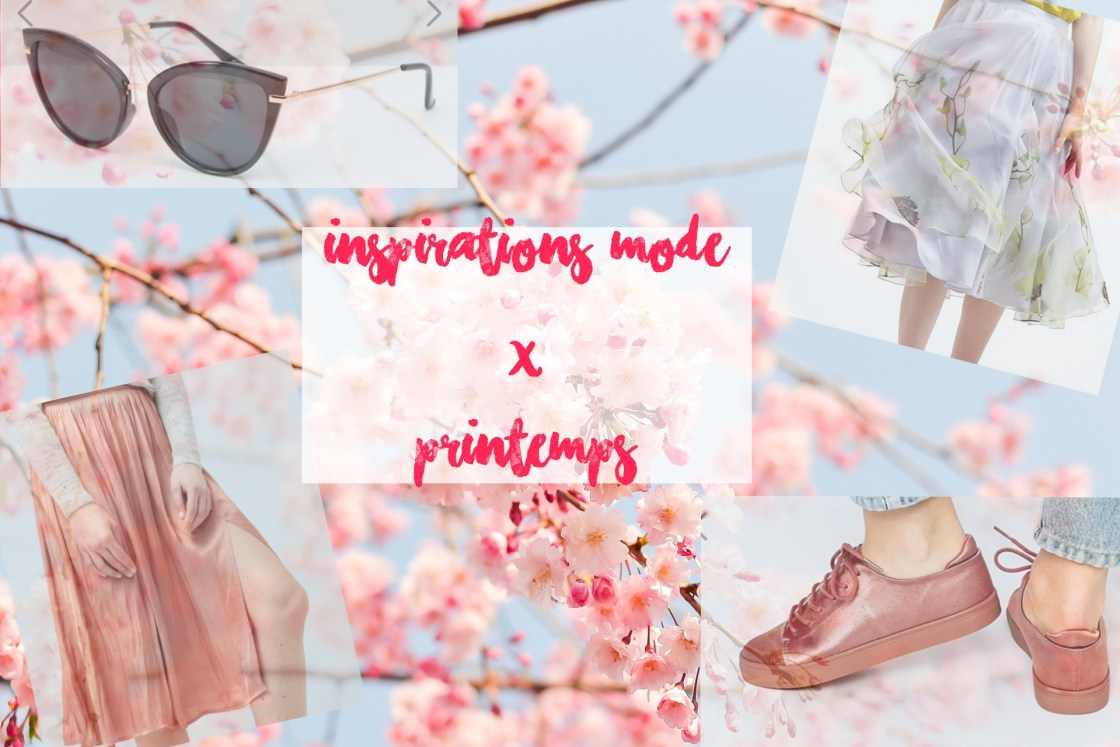 Aboutnoemiel Inspirations Mode Printemps 2017