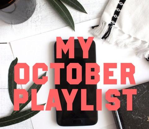 playlist october 2017