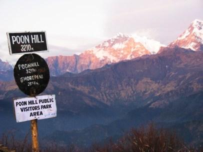 Poon Hill, Ghorepani