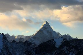 Ama Dablam seen from Kala Patthar