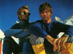Messner and Habeler on Gasherbrum