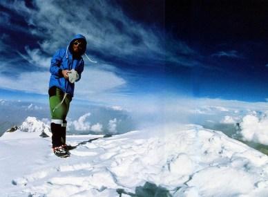 Messner on Nanga Parbat