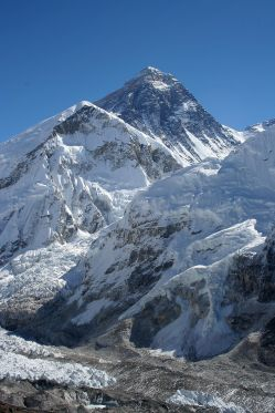 Everest seen from Kala Patthar